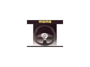 モモ/momo ステアリング コマンド2R/COMMANDO 2R 320mm クロムスポーク&サテンリング