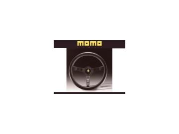モモ/momo ステアリング プロトタイプ/PROTOTIPO 350mm ブラックスポーク
