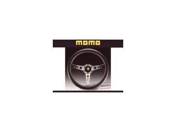 モモ/momo ステアリング プロトタイプ/PROTOTIPO 350mm シルバースポーク