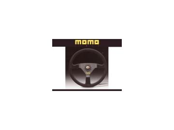 モモ/momo ステアリング モデル69/MOD.69 350mm DISH37mm ブラックスエード