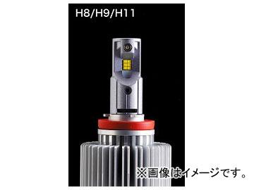 グランツ LEDヘッドランプバルブ レボリューション H8/H9/H11 PF-LH-H8 JAN:4560313969198