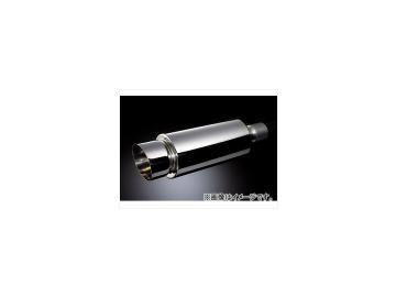 ケースペック/K-SPEC ヴァリトン 砲弾タイプマフラー M125 サイレンサー付属 スズキ/SUZUKI ワゴンR MH23S リミテッド専用 RR不可 2008年09月~