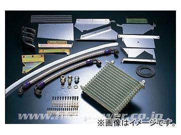 HKS オイルクーラーキット 純正併用タイプ 15004-AM010 ミツビシ ランサーエボリューション CT9A(IX) 4G63 MIVEC 2005年03月~