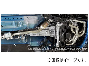 HKS メタルキャタライザー スバル BRZ ZC6 FA20 2012年03月~