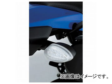 2輪 ワイズギア LEDクリアウインカーセット2 Q5K-YSK-001-X05 ヤマハ YZF-R1 国内仕様 2009年~