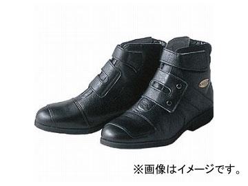 2輪 ワイズギア ヤマハ TT-401 ショートブーツ カラー:ブラック