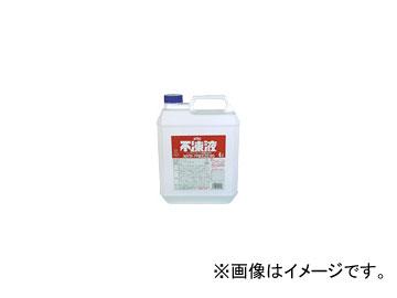 古河薬品 不凍液 P.T.[JIS] 青 品番:44-002 入数:4L×6本 JAN:4972796091608