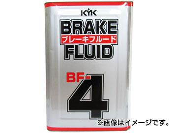 古河薬品 ブレーキフルード BF-4 品番:58-802 入数:18L×1本 JAN:4972796099932