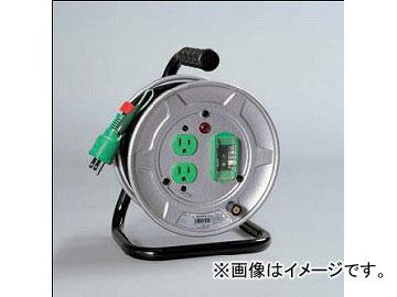 日動工業/NICHIDO 標準型ドラム(屋内型) 100V 10mタイプ アース付 EBタイプ NS-EB12 JAN:4937305032046
