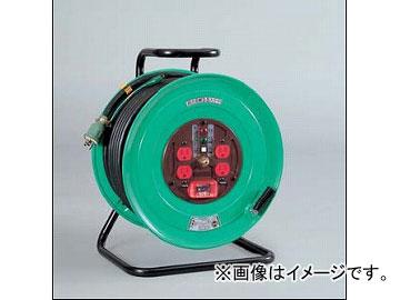 日動工業/NICHIDO 標準型ドラム(屋内型) 100V 50mタイプ アース付 EKタイプ NDC-EK54FCT