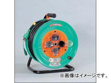 日動工業/NICHIDO 防雨・防塵型電工ドラム(屋外型) 100V 標準型30mタイプ アース付 EKタイプ NW-EK33 JAN:4937305002926