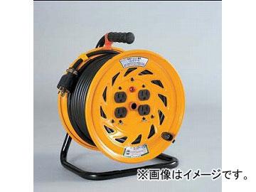 日動工業/NICHIDO コンビリールシリーズドラム(屋内型) 100V Bタイプ30m アース付 NFL-E34-B15
