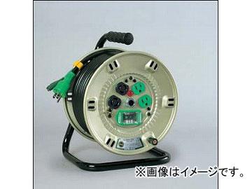日動工業/NICHIDO コンビリールシリーズドラム(屋内型) 100V Eタイプ20m アース付 EBタイプ NPL-EB24-E15