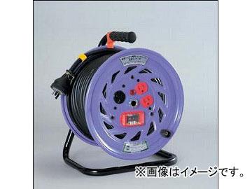 日動工業/NICHIDO コンビリールシリーズドラム(屋内型) 100V Gタイプ30m アース付 EKタイプ NFK-EK33-G15