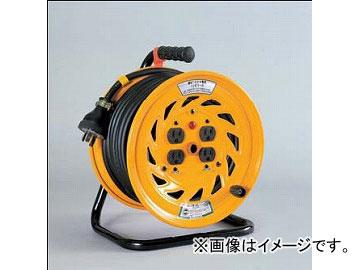 日動工業/NICHIDO コンビリールシリーズドラム(屋内型) 100V Hタイプ(20A)30m アース付 NPK-E34F-H20