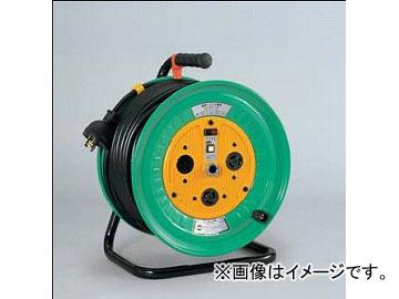 日動工業/NICHIDO コンビリールシリーズドラム(屋内型) 100V Kタイプ30m アース付 NDL-E33-K20