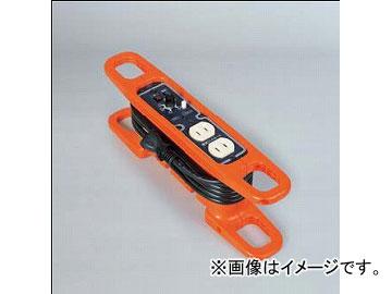 日動工業/NICHIDO 電流コントロールリール(屋内型) 100V 3mハンドリールタイプ アース無 HRC-032 JAN:4937305033135
