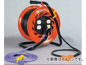 日動工業/NICHIDO マジックびっくリール(屋内型) 100V 30mタイプ アース無 RZ-30S JAN:4937305032091