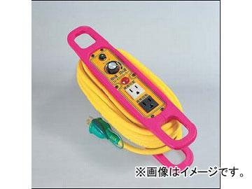 日動工業/NICHIDO スピードコントロールリール(屋内型) 100V 10mハンドリールタイプ アース/サーキットブレーカー付 SH-E102 JAN:4937305010174