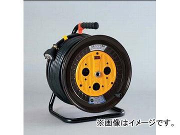 日動工業/NICHIDO 三相200V一般型ドラムドラム(屋内型) 20mタイプ アース無(φ35) ND-320-15A