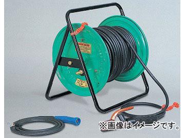 日動工業/NICHIDO 溶接リール 普及型 ホルダーセット 22sqケーブル 30m NTK-30J JAN:4937305003336