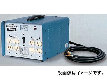 日動工業/NICHIDO 降圧専用トランス(屋内型)【200V→100/115V×4】 リングトランス TB-500D JAN:4937305004913