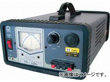 日動工業/NICHIDO 直流安定化電源装置(屋内型) DC10~30V SS-606H