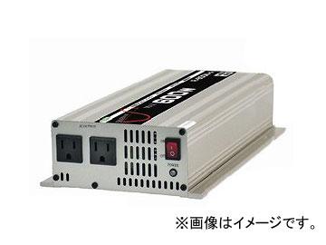 日動工業/NICHIDO 新型 正弦波インバーター【DC12V→AC100V】 12Vタイプ R-600N-A