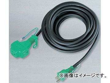 日動工業/NICHIDO 延長コード100V(屋内型) スタミナトリプルポッキン/アース付 20m PPTF-20E JAN:4937305034804