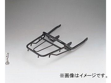 2輪 キジマ リアキャリア ブラック 210-132 ホンダ FTR223 2000年~2012年