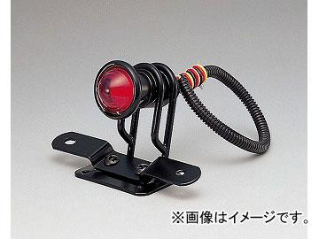 2輪 キジマ テールランプ ブラック アーリー アーチタイプ HD-01436
