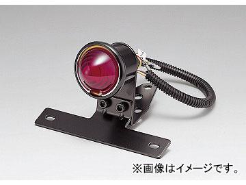 2輪 キジマ テールランプ ブラック アーリークラシック HD-01441