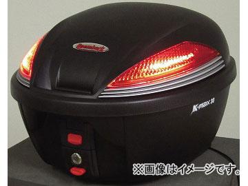 2輪 キジマ リアBOX Reembark K25-P ブラック 30L 908-012