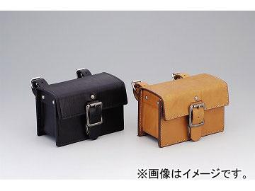 2輪 キジマ クラシックツールバッグ レザー/ブラック スモール HD-06653