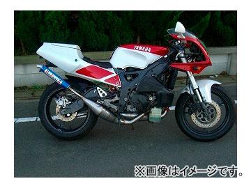2輪 ドッグファイトレーシング ステンレスチャンバー アルミ ヤマハ TZR250R/RS 1991年~1994年