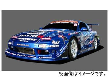 GPスポーツ カナード&フェンダーキット G-SONIC EVOLUTION 030486 ニッサン 180SX R(P)S13