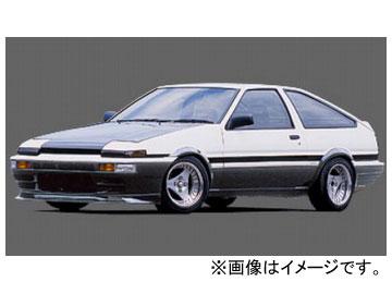 GPスポーツ フロントバンパースポイラー Chokets 730112 トヨタ スプリンタートレノ AE86