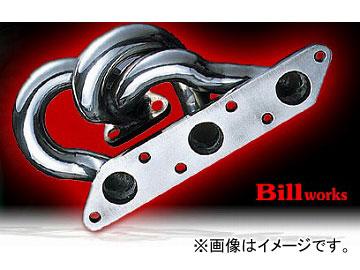 Jworks/ジェイワークス エキゾーストマニホールド EXマニシリーズ BIE-002 スズキ アルトワークス HB21/HA21 K6A