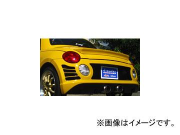 Jworks/ジェイワークス トランクスポイラー OneScene ONE-006 ダイハツ コペン L880K
