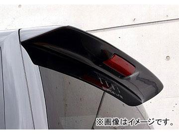 エムズスピード GRACE LINE リアウィング 未塗装 トヨタ アルファード ANH/MNH AX,MX,AX-L,MX-L,MZ用 MC前