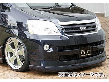エムズスピード GRACE LINE フロントハーフスポイラー 未塗装 トヨタ ノア AZR MC後