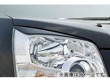 エムズスピード GRACE LINE アイライン 未塗装 トヨタ ノア ZRR Si・S グレード MC前
