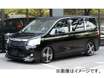 エムズスピード GRACE LINE フロント・サイド・リアセット トヨタ ノア ZRR G/X/YY グレード MC後