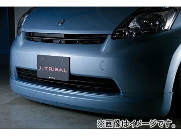 エムズスピード SMART LINE フロントハーフスポイラー 未塗装 トヨタ パッソ QNC/KGC10 MC前(Racyを除く)