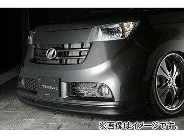 エムズスピード SMART LINE フロントハーフスポイラー 未塗装 トヨタ bB Z/S Version MC前