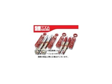 戸田レーシング/TODA RACING ファイテックス ダンパー/FIGHTEX DAMPER ダンパー KIT[ダンパー+スプリング(ピロアッパーの設定は無し)] 1台分 TypeFS 51501-EP8-000 スターレット EP82/91