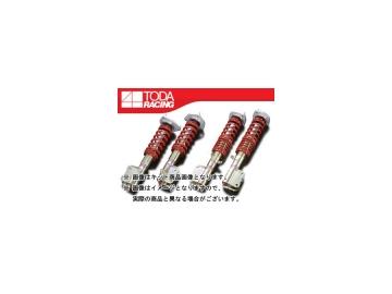戸田レーシング/TODA RACING ファイテックス ダンパー/FIGHTEX DAMPER ダンパー+スプリング 1台分 TypeFS 51501-AE1-000 レビン/トレノ AE92 /101/111