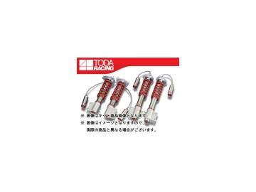 超爆安 戸田レーシング GC8/TODA RACING ダンパー ファイテックス ダンパー/FIGHTEX DAMPER ダンパー 1台分 KIT[ダンパー+スプリング+ピロアッパー] 1台分 TypeEX-G 51550-GC8-000 インプレッサ GC8, TechnicalSport PASSO:8e78b413 --- eurotour.com.py