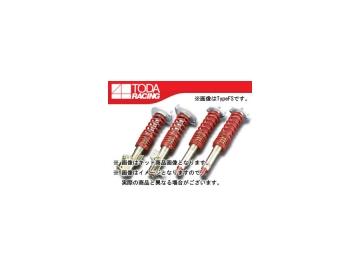 戸田レーシング/TODA RACING ファイテックス ダンパー/FIGHTEX DAMPER ダンパー KIT[ダンパー+スプリング+ピロアッパー] 1台分 TypeDA-G 51530-CE9-000 ランサー CD9A/CE9A