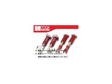 戸田レーシング/TODA RACING ファイテックス ダンパー/FIGHTEX DAMPER ダンパー KIT[ダンパー+スプリング+ピロアッパー] 1台分 TypeDA-G 51530-CP9-000 ランサー CP9A